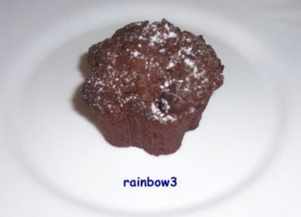 backen schokoladen muffins rezept mit bild. Black Bedroom Furniture Sets. Home Design Ideas