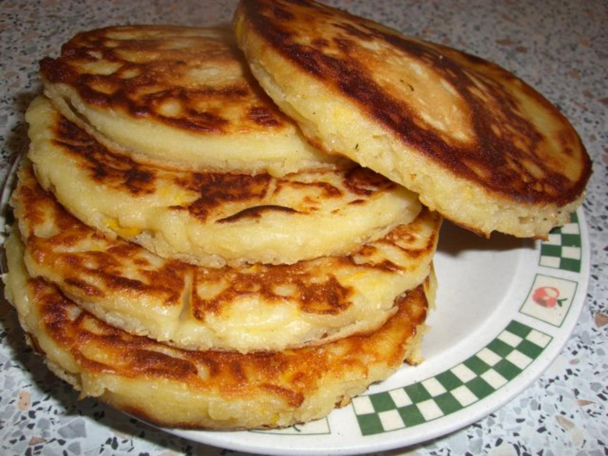 american buttermilk corn pancakes rezept. Black Bedroom Furniture Sets. Home Design Ideas