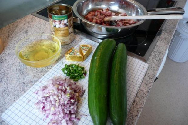 Sind Salatgurken Gesund