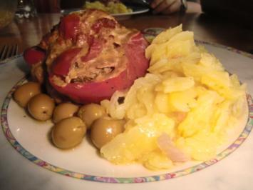 4 gef llte paprika grill rezepte for Paprika grill bremerhaven