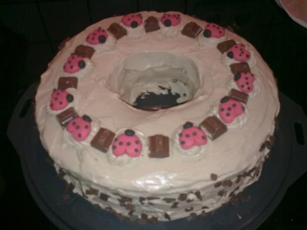 kinder schokoladen torte rezept mit bild. Black Bedroom Furniture Sets. Home Design Ideas