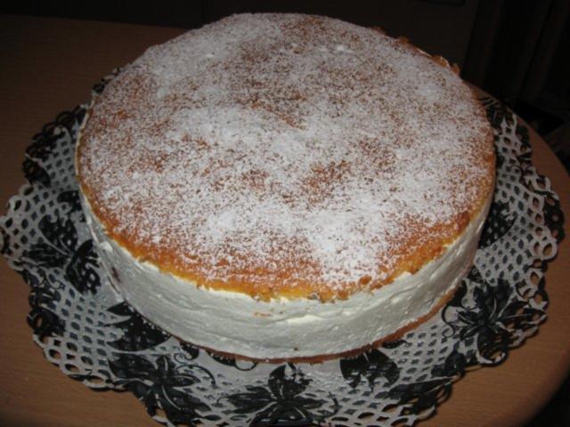 leichte himbeer-quark-sahne-torte - rezept - kochbar.de - Rezept Leichte Küche