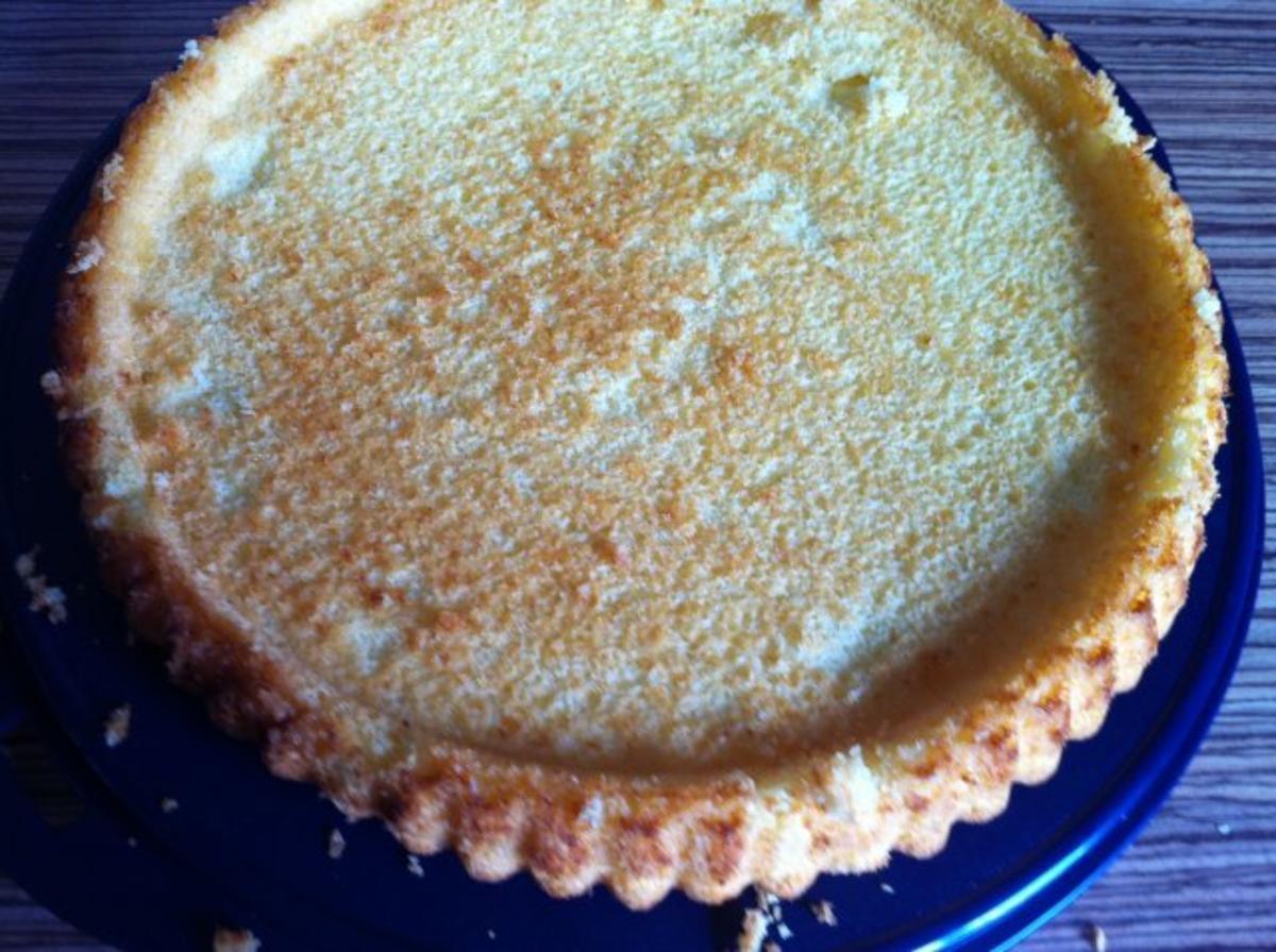 Biskuit kuchen ohne butter