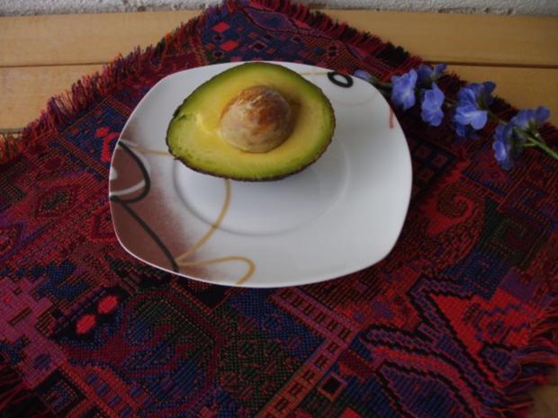 salat avocado salat rezept mit bild. Black Bedroom Furniture Sets. Home Design Ideas