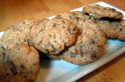 2 walnuss schokoladen cookies rezepte. Black Bedroom Furniture Sets. Home Design Ideas