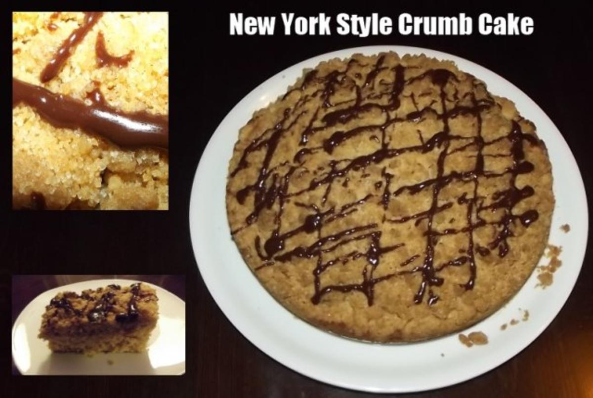 New York Style Crumb Cake - Rezept mit Bild - kochbar.de