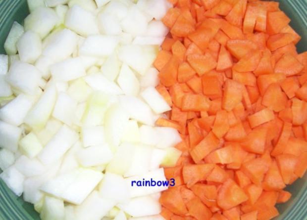gesunde gemüsesuppe zum abnehmen