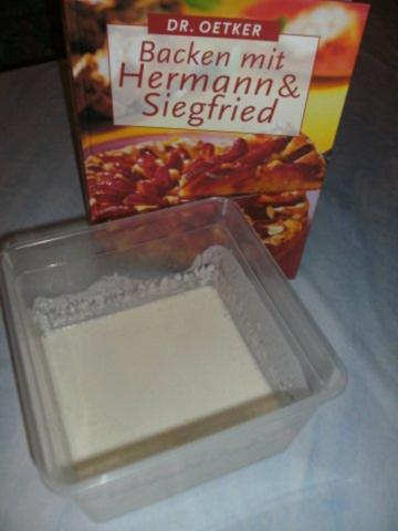 Hermann der kuchen grundrezept