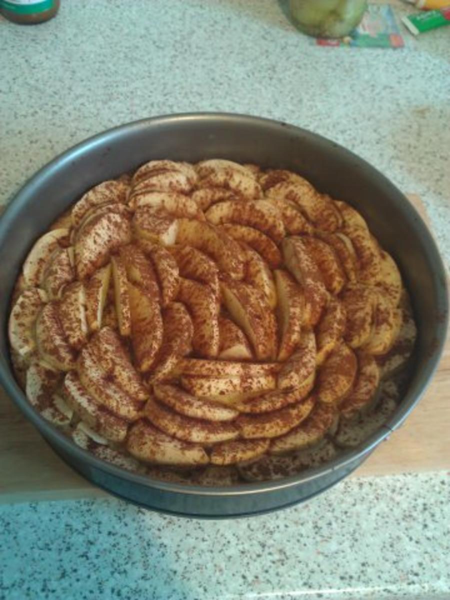 Apfel zimt kuchen ohne ei