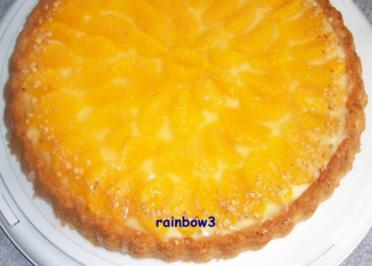 Backen: Mandarinen-Torte - Rezept