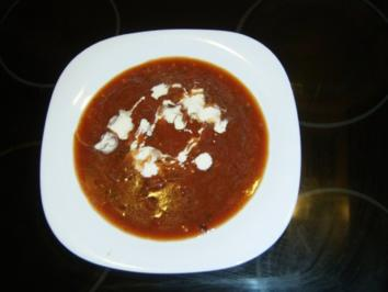 tomatensuppe fettarm