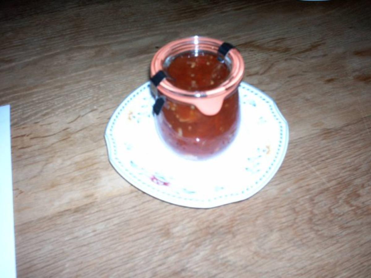 tomaten knoblauch chutney rezept mit bild. Black Bedroom Furniture Sets. Home Design Ideas