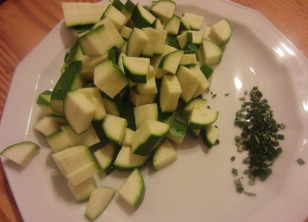 antipasti zucchini salat rezept mit bild. Black Bedroom Furniture Sets. Home Design Ideas