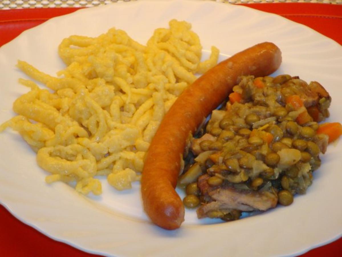 28 schwäbische spätzle rezepte - kochbar.de - Schwäbische Küche Rezepte