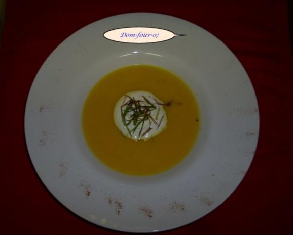 k rbis orangen ingwer suppe rezept mit bild. Black Bedroom Furniture Sets. Home Design Ideas