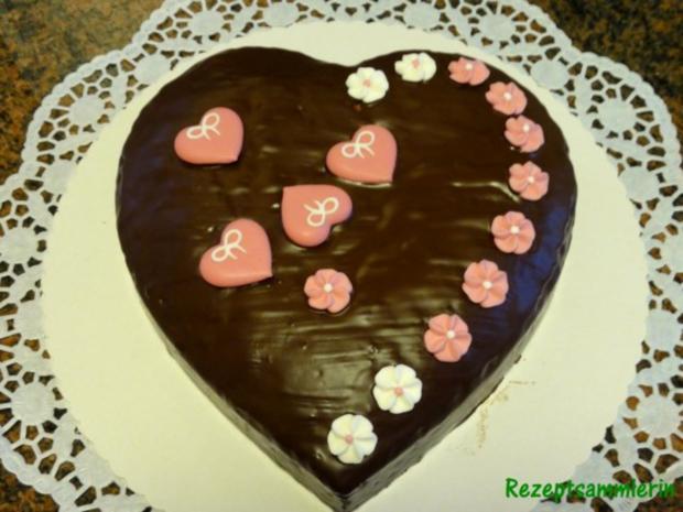 Kuchen rezepte fur herzform