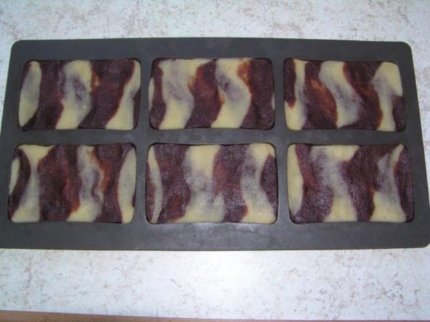 zebra kekse rezept mit bild. Black Bedroom Furniture Sets. Home Design Ideas