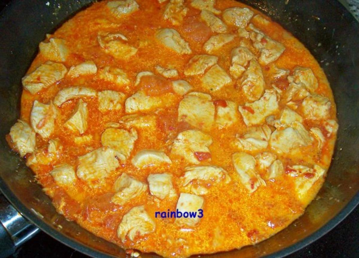 Kochen paprika h hnchen pfanne rezept for Kochen 5 personen