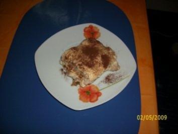 Tiramisu kuchen rund