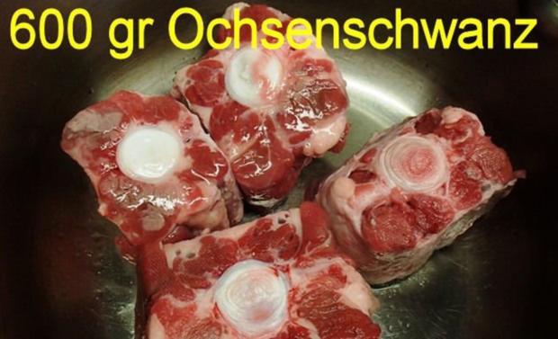 OXTAIL - SUPPEN -  SNACK - Rezept - Bild Nr. 2