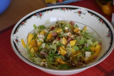 14 mango mozzarella salat rezepte. Black Bedroom Furniture Sets. Home Design Ideas