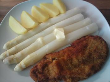 spargel weiß kochen