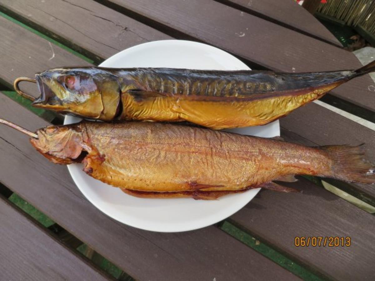 fisch räuchern rezept mit bild kochbar de