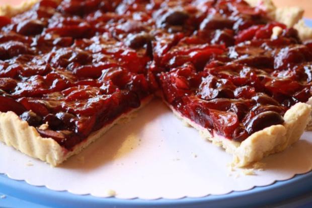 Kuchen: Kirschtarte