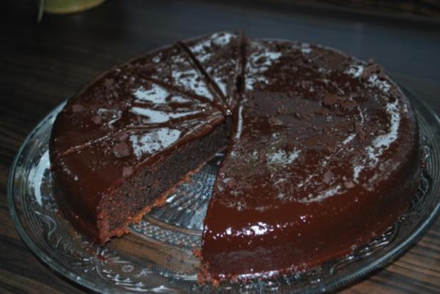 Kakao kuchen saftig