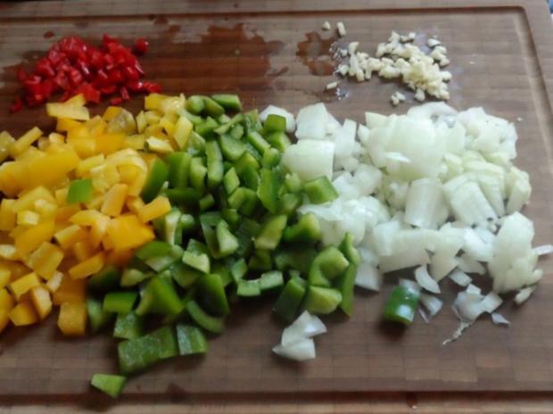 Chili con Carne, verschärfte Küche nach meinem Gusto - Rezept ...
