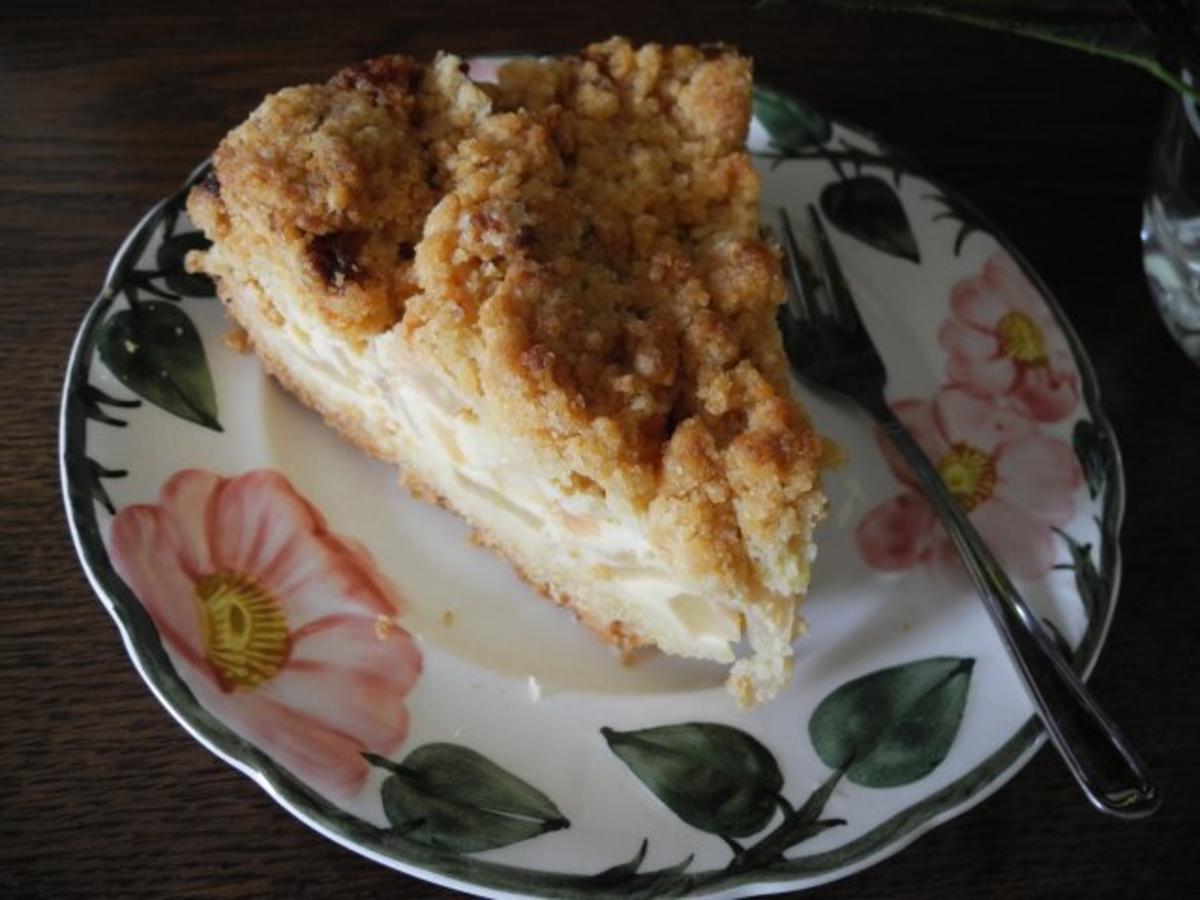 Kuchen Apfelkuchen zum Sonntag Rezept kochbar de
