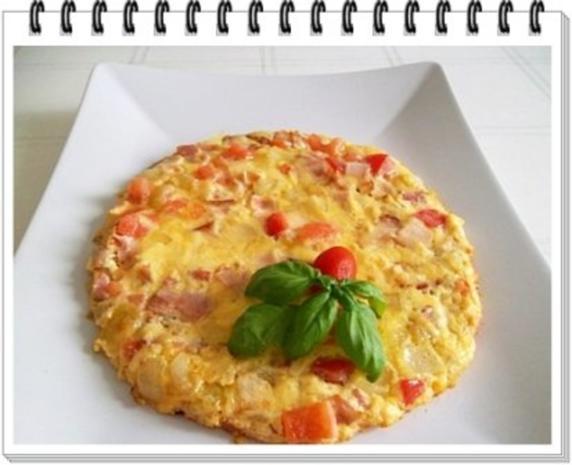 feierlicher omelett zum fr hst ck rezept. Black Bedroom Furniture Sets. Home Design Ideas