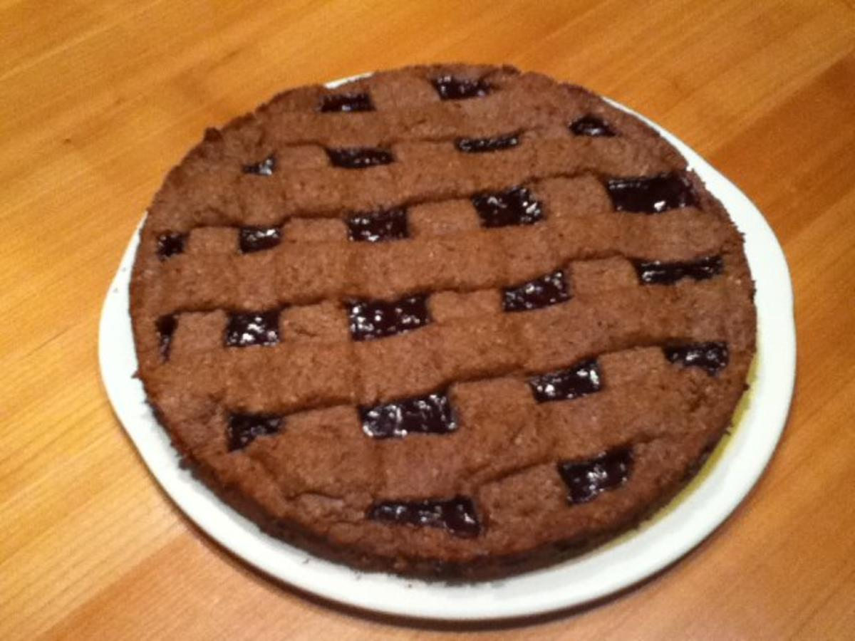 Rezept linzer torte vollkornmehl