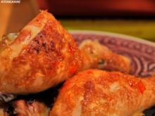 Spicy Drumsticks - Rezept