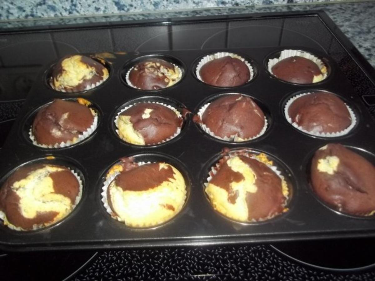 marmor muffins rezept mit bild. Black Bedroom Furniture Sets. Home Design Ideas
