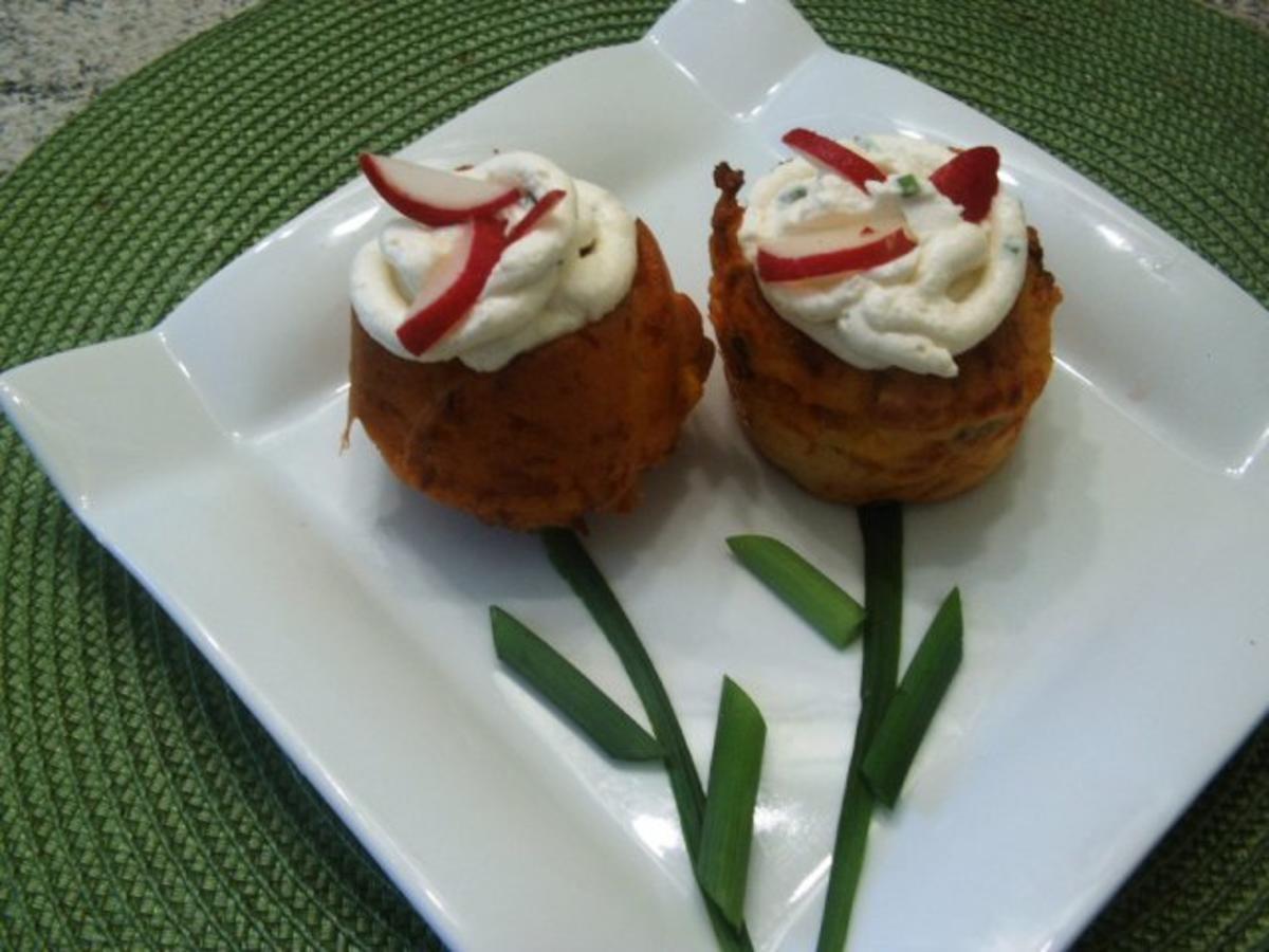 Pikante Muffins Rezept : pikante muffins rezept mit bild ~ Lizthompson.info Haus und Dekorationen