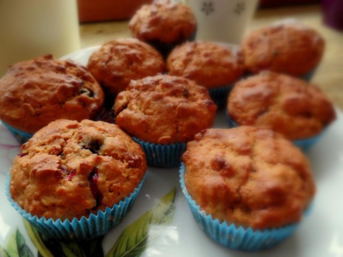 bircher m sli muffins rezept mit bild. Black Bedroom Furniture Sets. Home Design Ideas