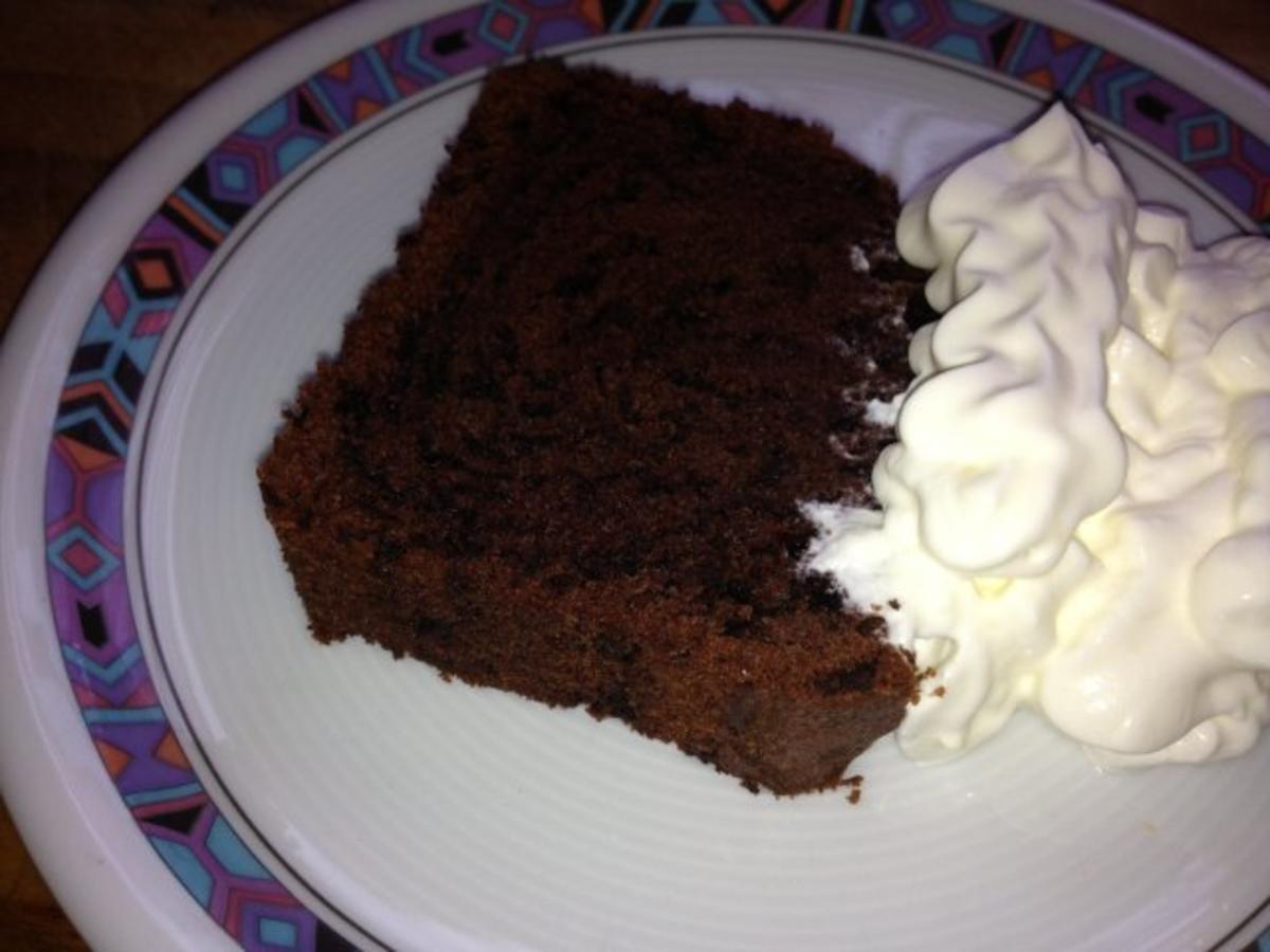 Rotwein kuchen ohne ei