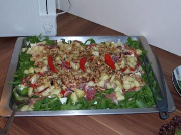 37 rucola salat mit schinken rezepte. Black Bedroom Furniture Sets. Home Design Ideas