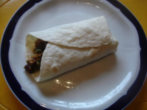 tortillas mit mexikanischer f llung la papa rezept. Black Bedroom Furniture Sets. Home Design Ideas