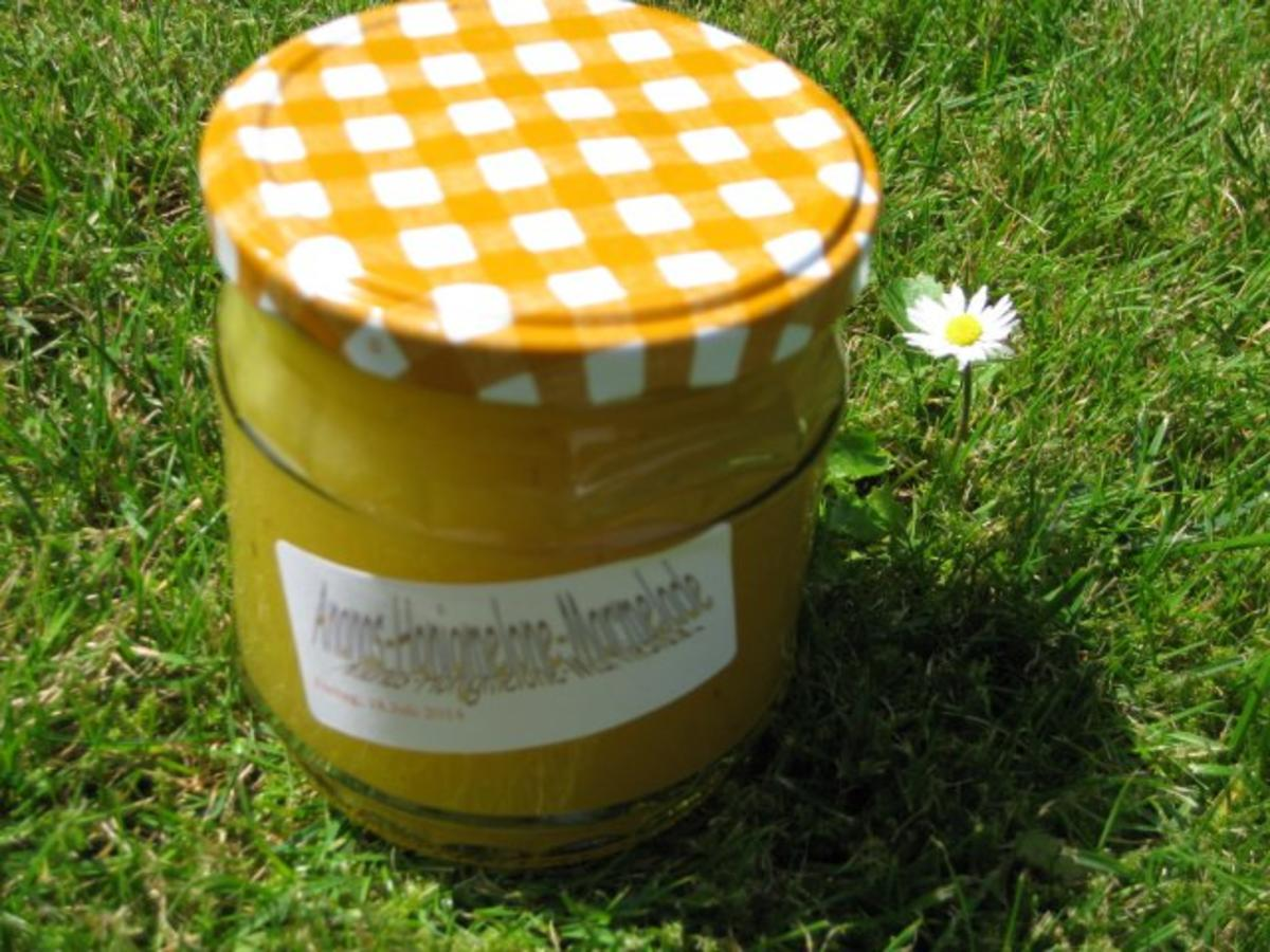 ananas honigmelone marmelade rezept mit bild. Black Bedroom Furniture Sets. Home Design Ideas