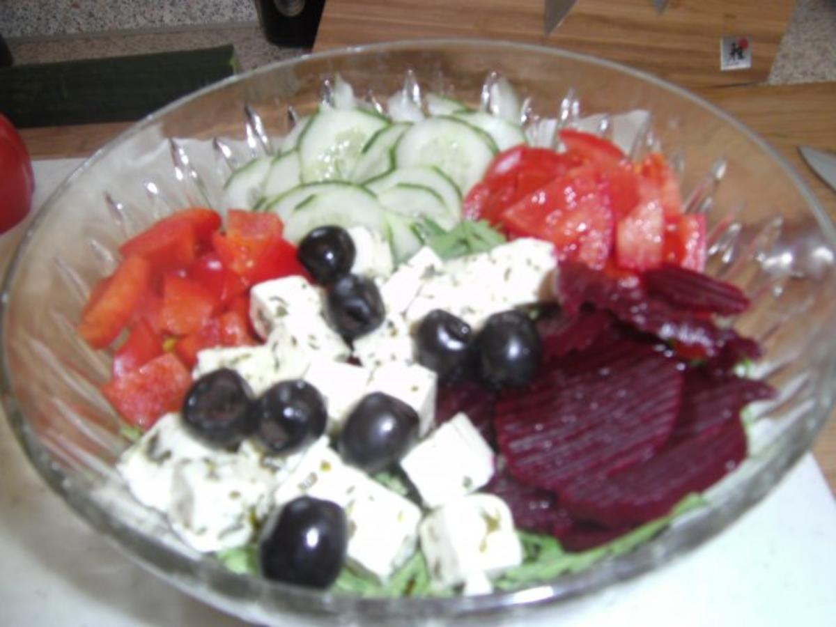 grosser gemischter salat rezept mit bild. Black Bedroom Furniture Sets. Home Design Ideas