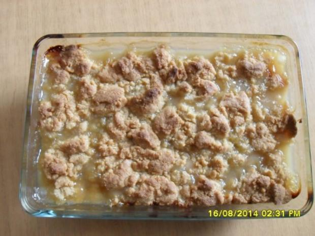 Pflaumen Crumble Rezept : pflaumen crumble rezept mit bild ~ Lizthompson.info Haus und Dekorationen