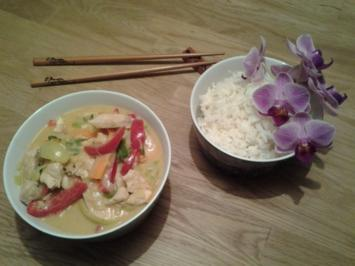 Rezept: Thai Curry