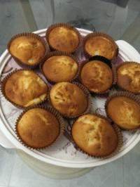 Apfel - Muffin - nach  Weight Watchers - Rezept