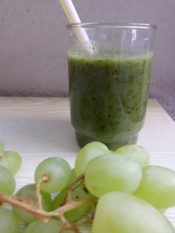 "Smoothie: ""Green Fruity"" - Rezept"