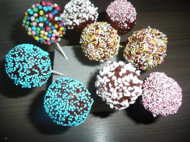 cake pops 20 st ck rezept mit bild. Black Bedroom Furniture Sets. Home Design Ideas