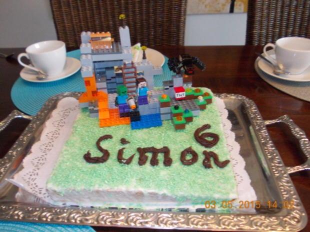 Minecraft kuchen zutaten