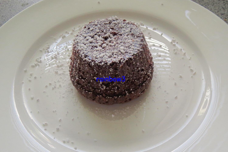 dessert warme schokoladen muffins mit weichem kern rezept. Black Bedroom Furniture Sets. Home Design Ideas