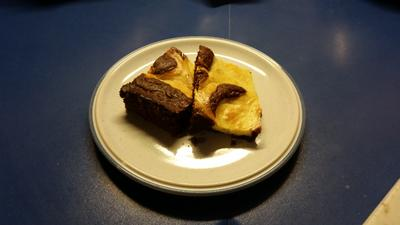 Brownie and white - Rezept - Bild Nr. 1272